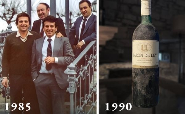 Pablo Tascón, one of Spain's young and upcoming winemakers