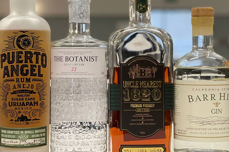 Top winners at the 2021 USA Spirits Ratings