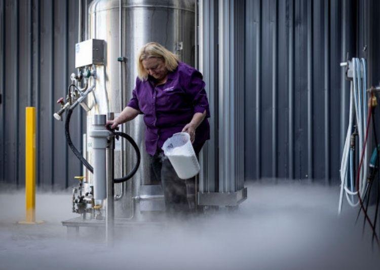 Joanne Irvine, Winemaker