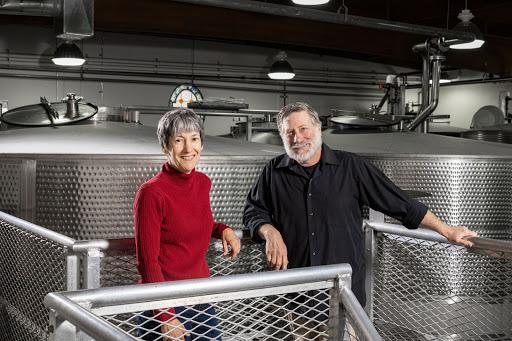 Silverado's wine making team