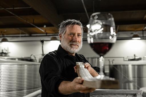 Jon Emmerich, winemaker