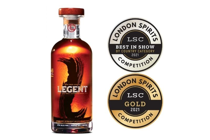 Best United States Spirit Of The Year - Legent Kentucky Straight Bourbon Whiskey