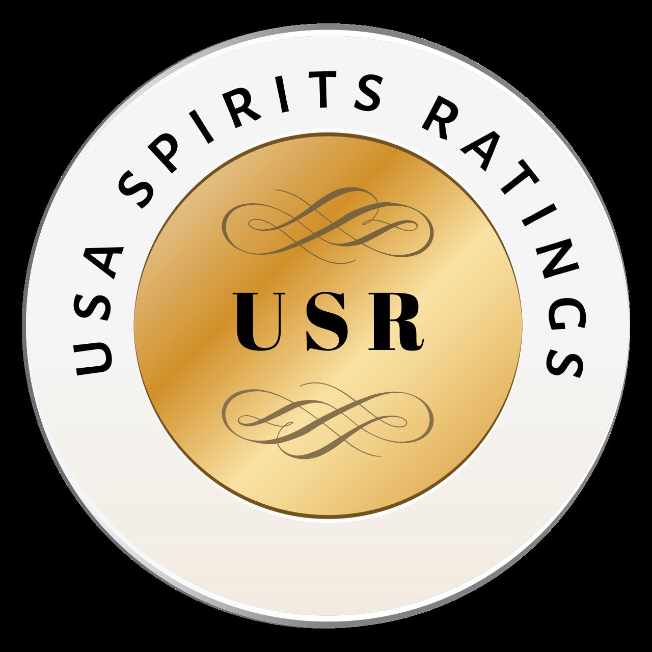 USA Spirits Ratings Gold Medal