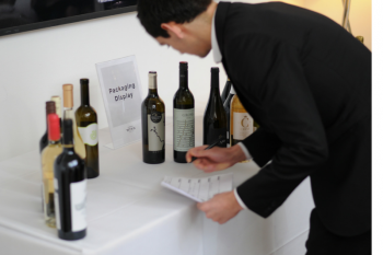 Photo for: Presentation Is Important Says The Leading Sommeliers