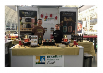 Photo for: Looking Through the Crystal Ball with Broadland Wineries Chairman Mark Lansley