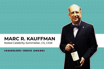Photo for: In Conversation with Marc R. Kauffman, Certified sommelier, Wine consultant