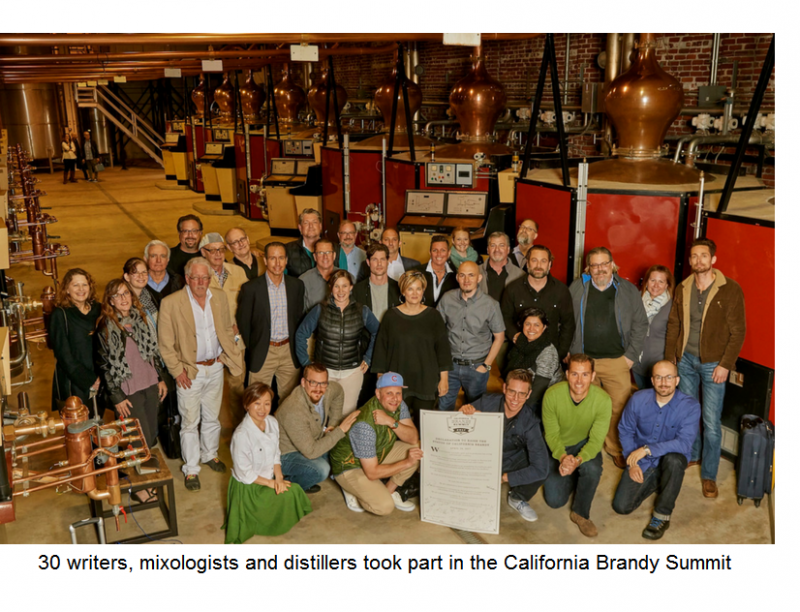 Photo for: Can California Brandy Play on the Global Stage?