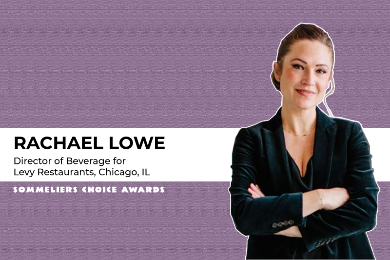Photo for: Q & A with Rachael Lowe, Beverage Director at Levy Restaurants, Chicago