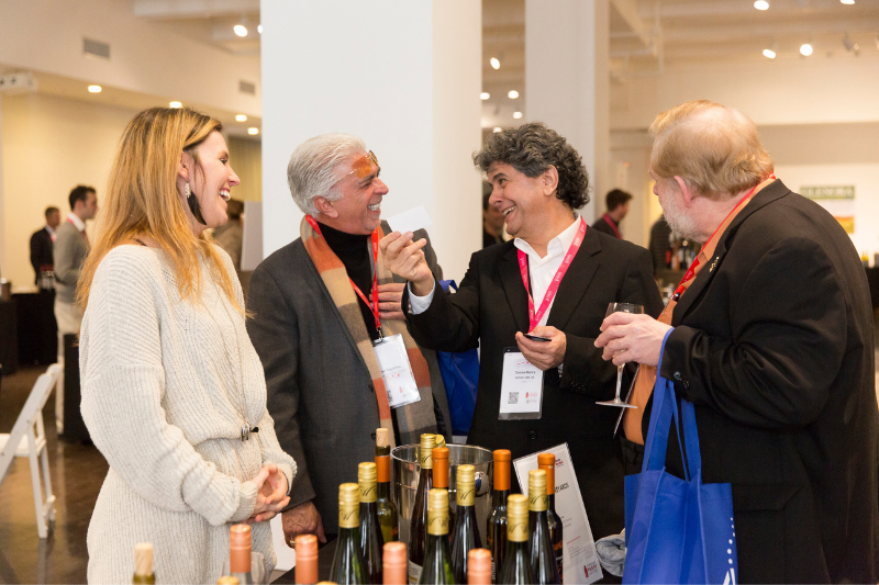 Photo for: Fifth Annual USA Trade Tasting Is Here!