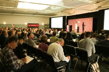 Photo for: International Bulk Wine & Spirits Show Wraps Up Two-Day Event In San Francisco