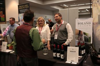 Photo for: The IBWSS Introduces Wine Industry Professionals to the Bulk Wine and Spirits Industry