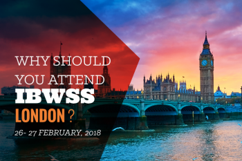 Photo for: Why Should You Attend IBWSS London?