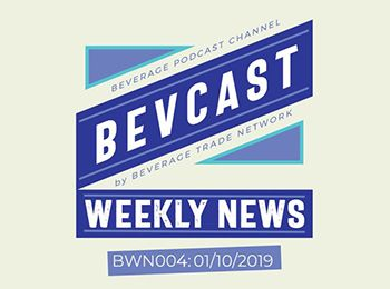 Photo for: Global Sound Byte! BevCast Weekly News Episode #4