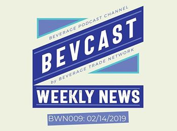 Photo for: Global Sound Byte! BevCast Weekly News Episode #9