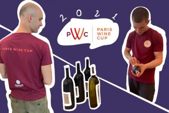 Photo for: Winners Are out for the Second Annual Paris Wine Cup