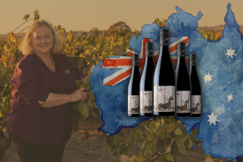Photo for: Australia's 2015 Anubis Cabernet Sauvignon Wins Wine Of The Year