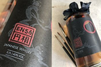 Photo for: Enso Japanese Blended Whisky Wins Best From Japan
