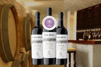 Photo for: Pedro Moises Wins at Sommeliers Choice Awards