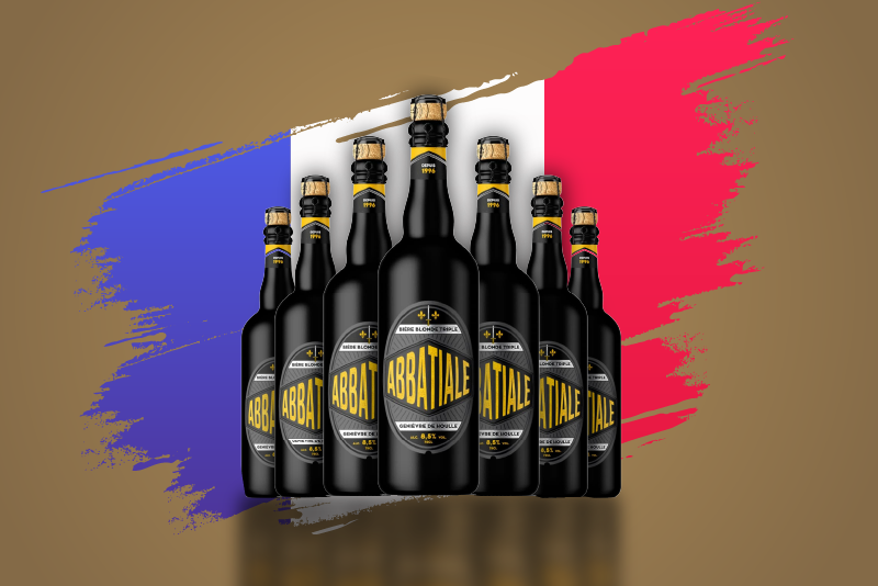 Photo for: France Takes Beer of the Year at the 2021 London Beer Competition